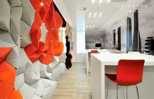 Kamara | Madrid | İspanya Hazır Ofis