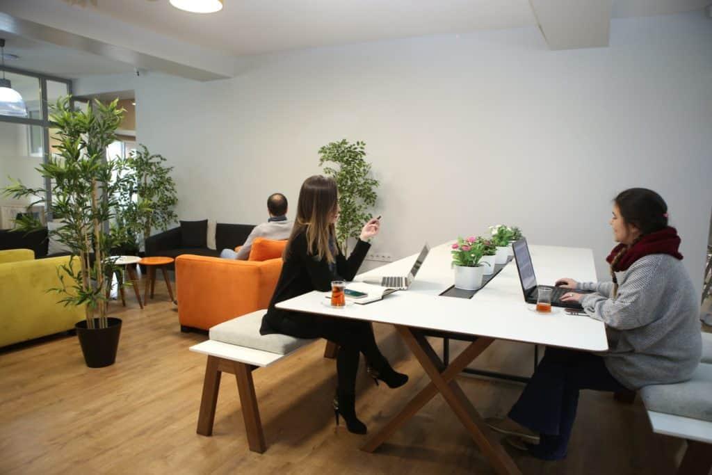 Co Working Alanları Freelance Çalışanlar İçin Nasıl Avantajlar Sağlar?