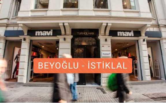 Avrupa Yakası | Beyoğlu istiklal Hazır Ofis